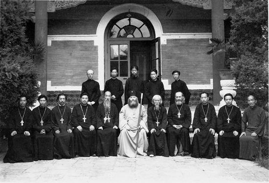 Russian Orthodox Mission to China: : Huiren Russo-Chinese Primary School   China Mission History ...